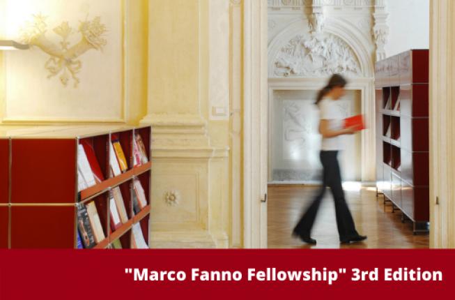 """Collegamento a """"Marco Fanno Fellowship"""" 3rd Edition"""