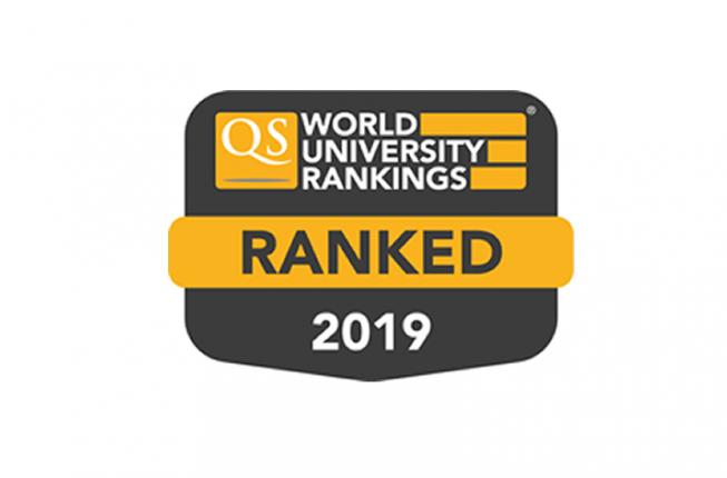 Collegamento a QS World University Ranking