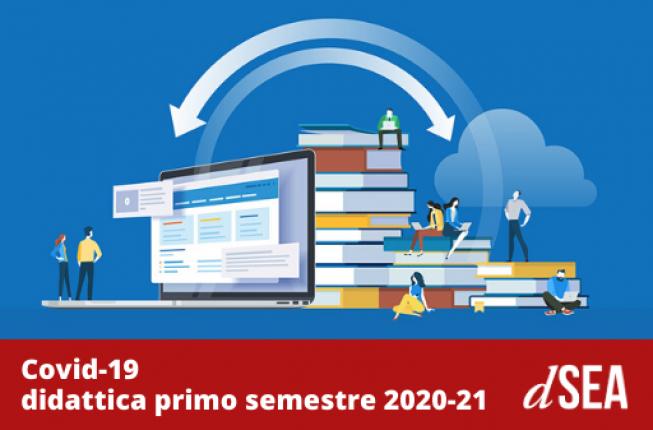 Collegamento a Didattica primo semestre  2020-2021