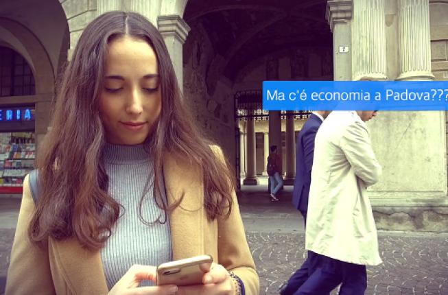 Collegamento a 'Ma c'è Economia a Padova?'